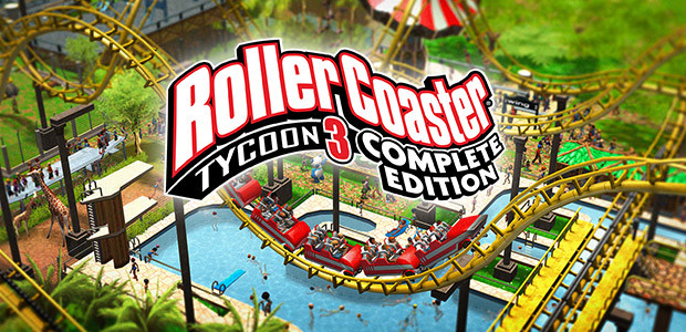 RollerCoaster Tycoon® 3: Complete Edition - Cover / Packshot
