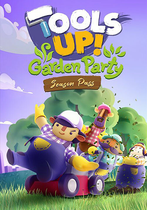 Tools Up! Garden Party – Season Pass - Cover / Packshot