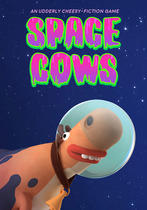 Space Cows - Cover / Packshot