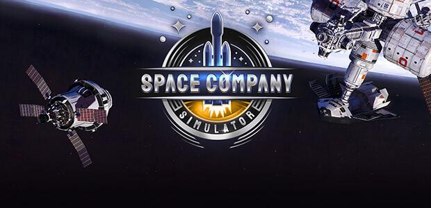 Space Company Simulator - Cover / Packshot