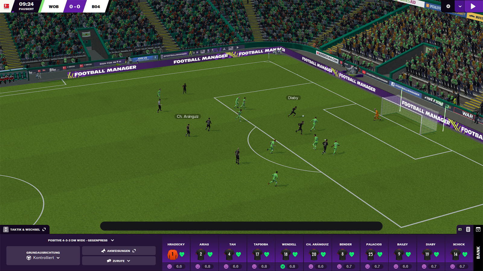 Football Manager 2021 Talente