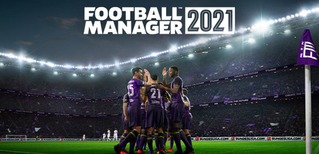 Football Manager 2021 - Cover / Packshot