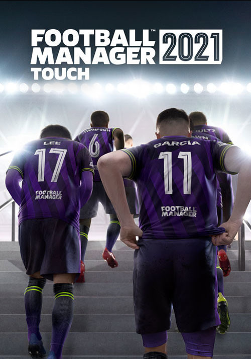 Football Manager 2021 Touch - Cover / Packshot