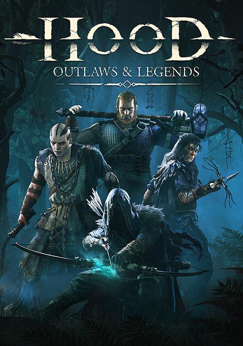 Hood: Outlaws & Legends - Cover / Packshot