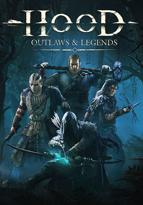 Hood: Outlaws & Legends - Cover / Packshot