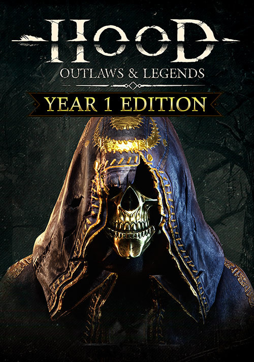 Hood: Outlaws & Legends - Year 1 Edition - Cover / Packshot