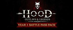 Hood: Outlaws & Legends - Year 1 Battle Pass Pack