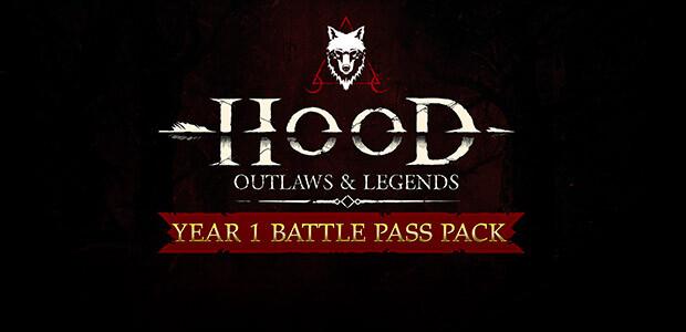 Hood: Outlaws & Legends - Year 1 Battle Pass Pack - Cover / Packshot