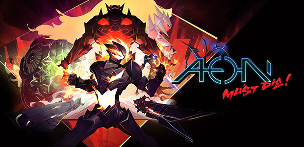 Aeon Must Die! - Cover / Packshot