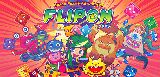 Flipon - Cover / Packshot