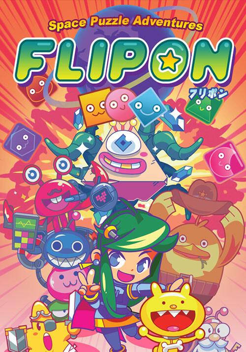 Flipon - Cover / Packshot