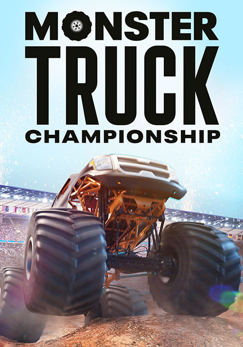 Monster Truck Championship - Cover / Packshot