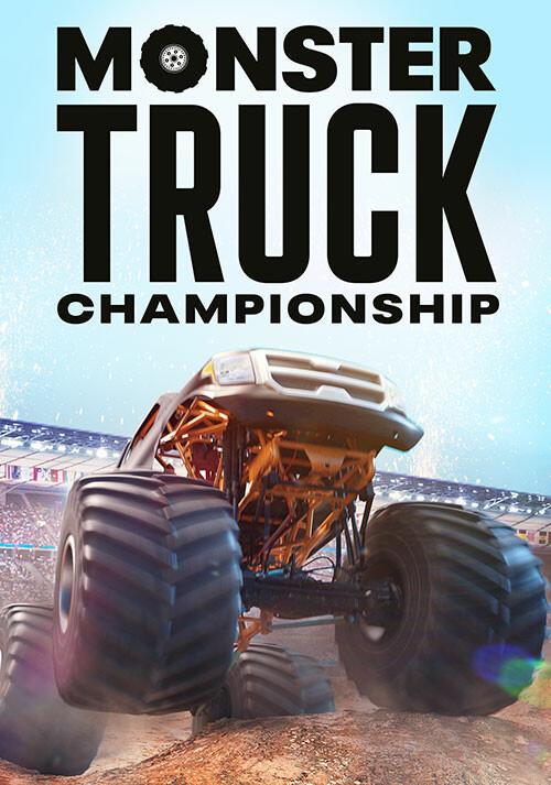 Monster Truck Championship - Cover / Packshot