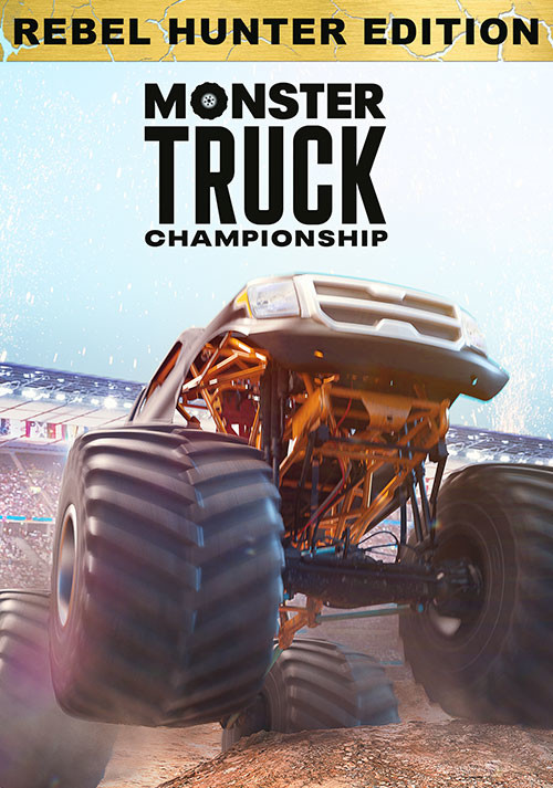 Monster Truck Championship - Rebel Hunter Edition - Cover / Packshot