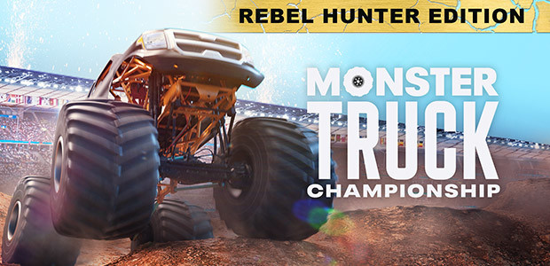 Monster Truck Championship - Rebel Hunter Edition