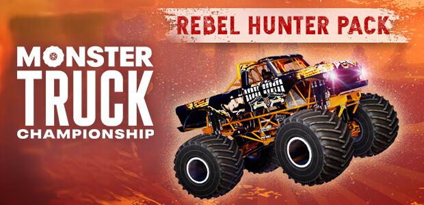 Monster Truck Championship - Rebel Hunter Pack - Cover / Packshot