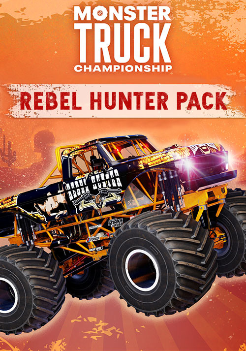 Monster Truck Championship - Rebel Hunter Pack - Cover / Packshot