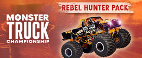 Monster Truck Championship - Rebel Hunter Pack
