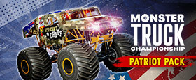Monster Truck Championship - Patriot Pack