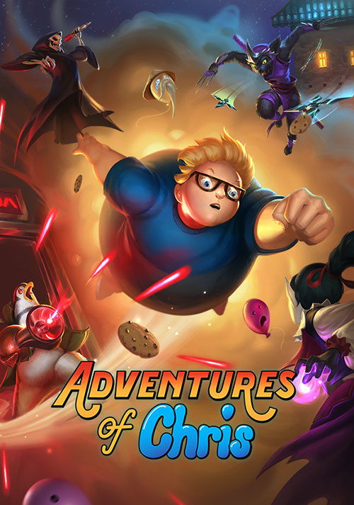 Adventures of Chris - Cover / Packshot