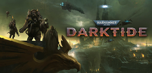 Warhammer 40,000: Darktide - Cover / Packshot