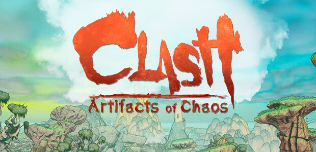 Clash: Artifacts of Chaos - Cover / Packshot