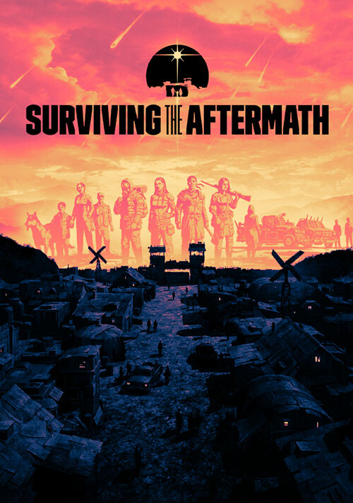 Surviving the Aftermath - Cover / Packshot