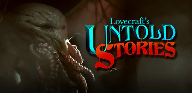 Lovecraft's Untold Stories - Cover / Packshot