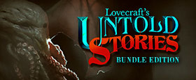 Lovecraft's Untold Stories + OST + Artbook