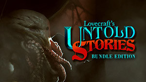 Lovecraft's Untold Stories + OST + Artbook