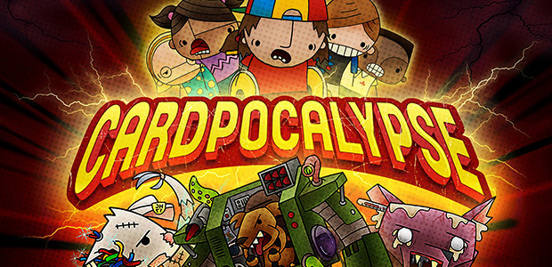 Cardpocalypse - Cover / Packshot