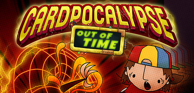 Cardpocalypse - Out Of Time - Cover / Packshot