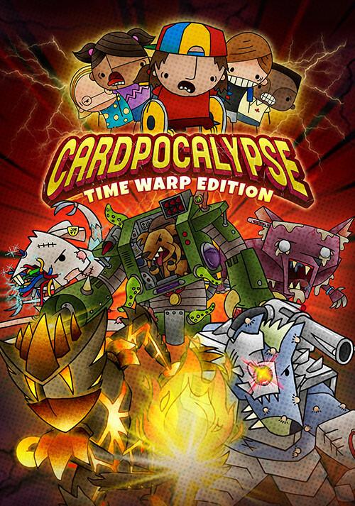 Cardpocalypse: Time Warp Edition - Cover / Packshot