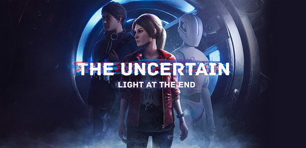 The Uncertain: Light At The End - Cover / Packshot