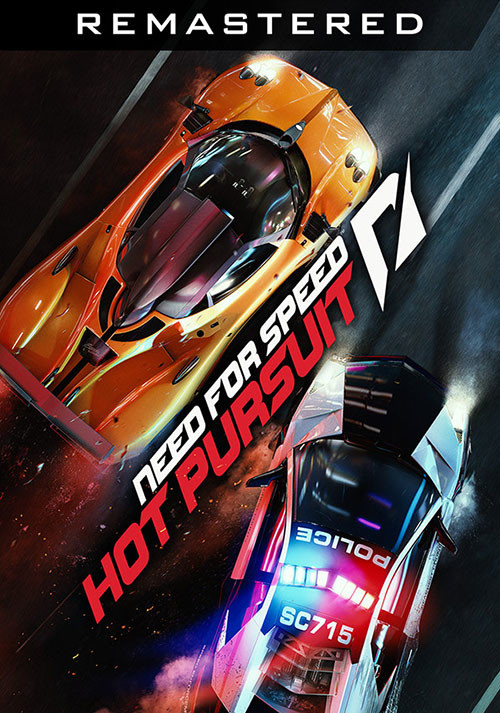Need for Speed™ Hot Pursuit Remastered - Cover / Packshot
