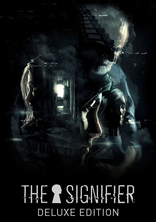 The Signifier - Deluxe Edition - Cover / Packshot