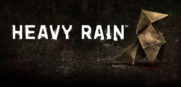 Heavy Rain - Cover / Packshot