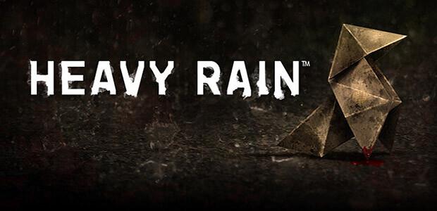 Heavy Rain - Cover / Packshot