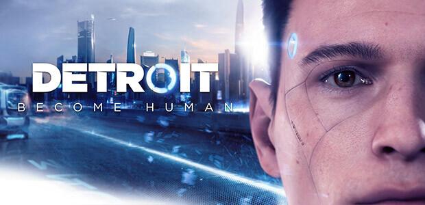 Detroit: Become Human - Cover / Packshot