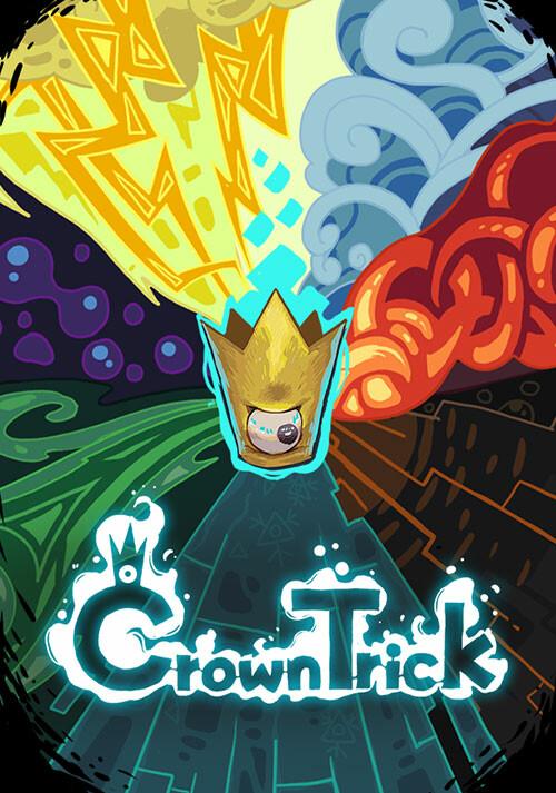 Crown Trick - Cover / Packshot