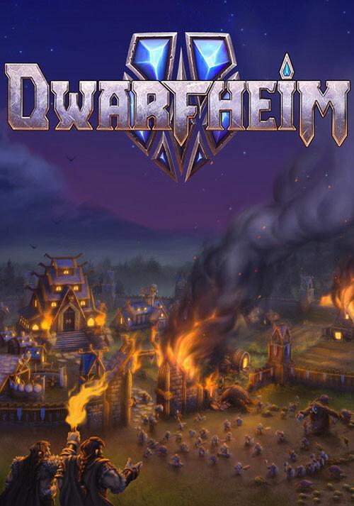 DwarfHeim - Cover / Packshot