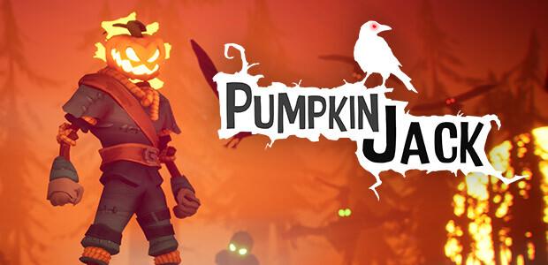 Pumpkin Jack - Cover / Packshot