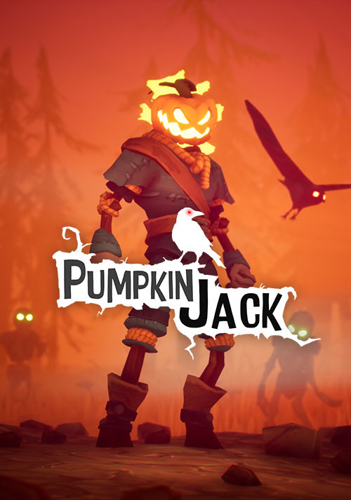Pumpkin Jack - Cover / Packshot