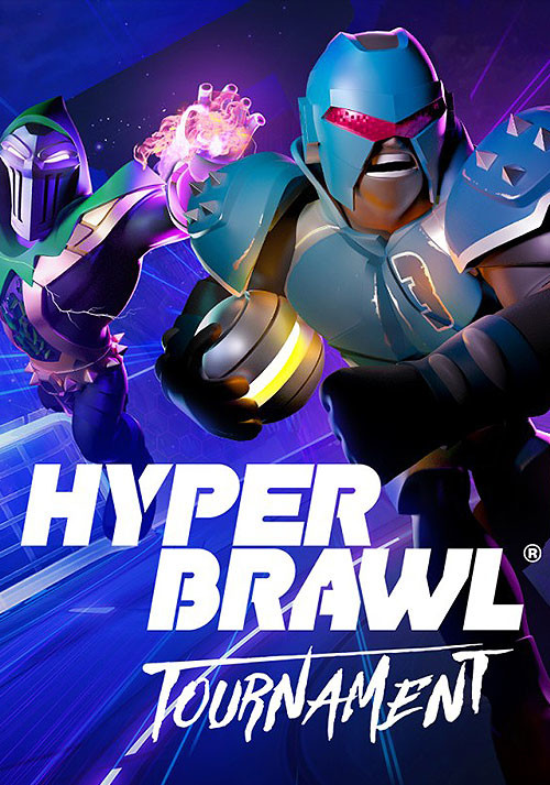 HyperBrawl Tournament - Cover / Packshot