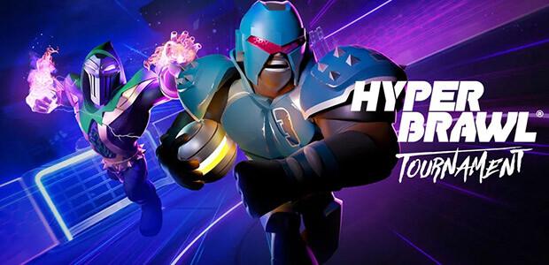 HyperBrawl Tournament - Cover / Packshot