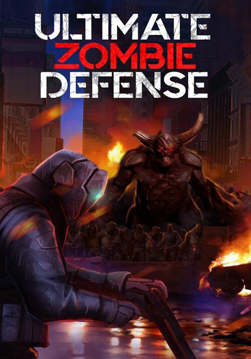 Ultimate Zombie Defense - Cover / Packshot