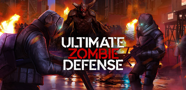 Ultimate Zombie Defense - Cover / Packshot