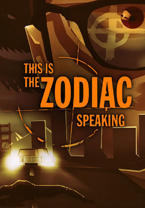 This is the Zodiac Speaking - Cover / Packshot