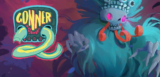 GONNER2 - Cover / Packshot