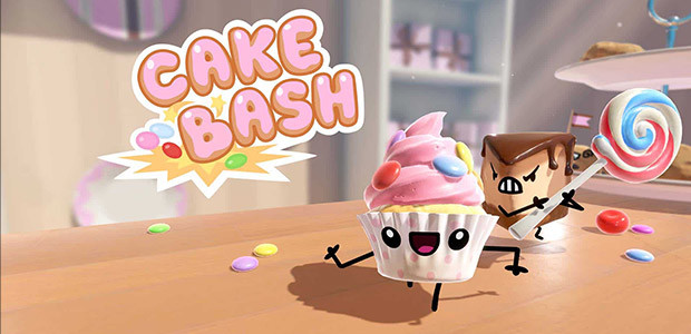 Cake Bash - Cover / Packshot